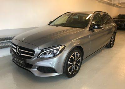 Mercedes-Benz C250d